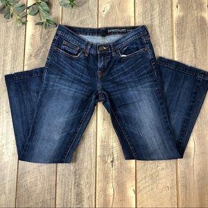 Gap 1969 Premium Long And Lean Jeans size 4/27a